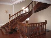 Изготовление и монтаж лестниц. - foto 0