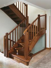 Изготовление и монтаж лестниц. - foto 1