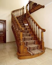 Изготовление и монтаж лестниц. - foto 3